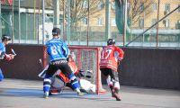 PROTEF Double Team P. Bystrica - LG AZhokej Bratislava 3:6