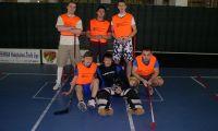 Univerzitna florbalová liga 20.12.2011