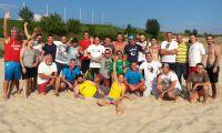 Plážový futbal Žilina - vyhodnotenie