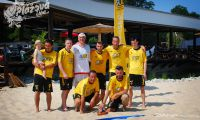 1. turnaj Plážového futbalu Žilina 2015