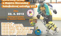 SHbE U19: záverečný Majstrovský turnaj.
