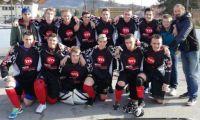 HBK Čadca U19 - ŠK 98 Pruské U19 11:1